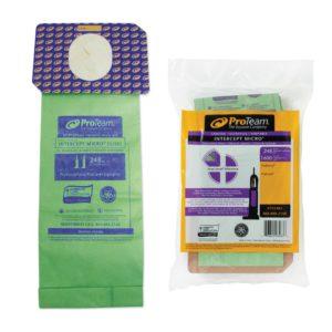 PROTEAM INTERCEPT MICRO FILTER PAPER VAC BAGS, 10/pkg - F5711-A17