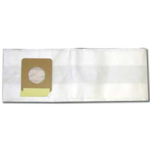 JAN-PAU (10) JANITIZED TYPE 'U' PAPER VAC BAGS for F5719 VAC - 10/pkg - F5899
