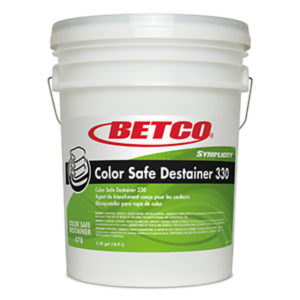 BETCO SYMPLICITY COLOR SAFE DESTAINER 330 - 18,9L - G3107