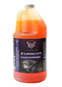AV - D'LIMOKLEEN CITRUS HD CLEANER/DEGREASER - 3,78 L (4/case) - G338-12