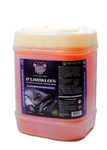 AV - D'LIMOKLEEN CITRUS HD CLEANER/DEGREASER - 18,9 L - G338-14