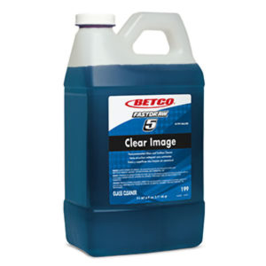 BETCO FASTDRAW 5 CLEAR IMAGE GLASS CLEANER - 2L, (4/case) - G3820