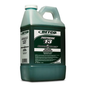 BETCO FASTDRAW 13 GREEN EARTH NATURAL DEGREASER - 2L, (4/case) - G3830