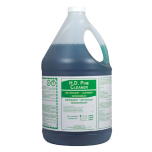 VISION HD PINE NEUTRAL CLEANER/DEODORIZER - 3,78 L (4/case) - G7042