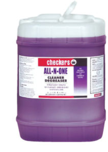CHECKERS ALL-N-ONE HD CLEANER/DEGREASER - 18,9 L - G7073