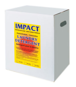 IMPACT POWDERED LAUNDRY DETERGENT - 18 kg - G7202