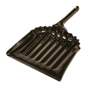 "12"" METAL DUST PAN (12/case) - G7203"