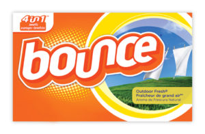 30420 BOUNCE OUTDOOR FRESH FABRIC SOFTENER SHEETS - 200/box - G7245