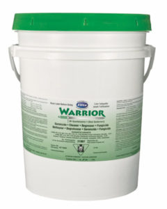 WARRIOR FUNGICIDE DISINFECTANT CLEANER - 18,9 L - G7343
