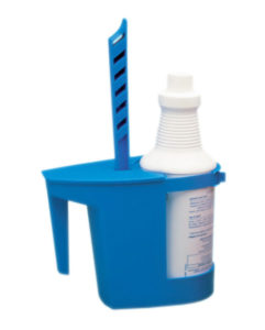SUPER TOILET BOWL CADDIE - BLUE - G7539