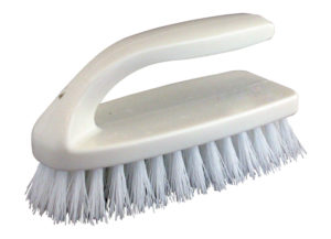 IRON STYLE SCRUB BRUSH (6/case) - G7552