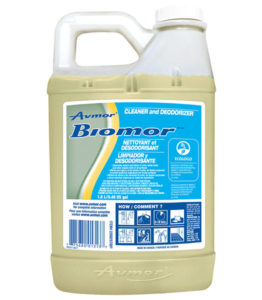 AVMOR BIOMOR CLEANER & DEODORIZER - 1,8L, (4/case) - G7914