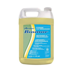 AVMOR BIOMOR CLEANER & DEODORIZER - 4L, (4/case) - G7915
