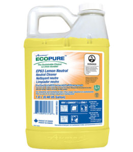 AVMOR ECOPURE EP63 NEUTRAL FLOOR CLEANER - 1,8L, (4/case) - G7920