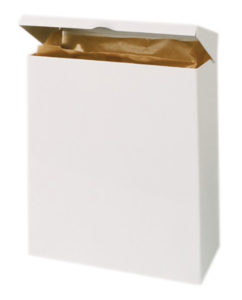 FROST METAL NAPKIN DISPOSAL UNIT - White - H1784