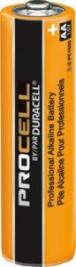 """AA"" ALKALINE BATTERY - (4/package, 6 packages/box, 6 boxes/case) - M9001"