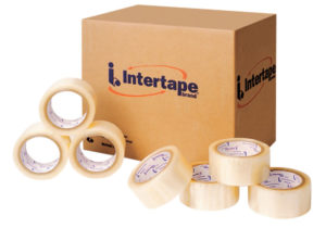 TUFFLEX CARTON SEALING TAPE 48mm x 100m - 36 rolls/case - M9400