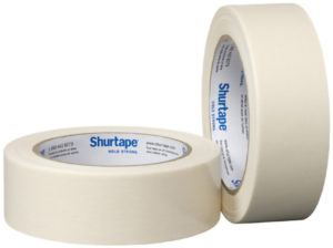 SHURTAPE CP105 MASKING TAPE 48mm x 55m - Roll (24/case) - M9401