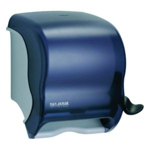 T950TBK ELEMENT LEVER TOWEL DISPENSER - Black - P1601
