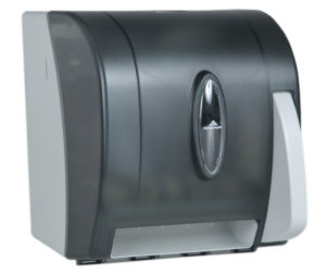 54338 GEORGIA PACIFIC PUSH PADDLE TOWEL DISPENSER - P1603
