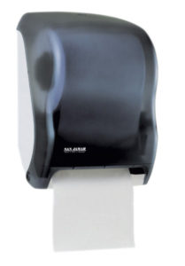 T1300TBL CLASSIC TEAR N'DRY TOUCHLESS ROLL TOWEL DISPENSER - Arctic Blue - P1610