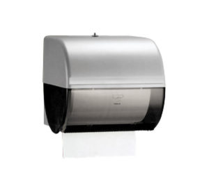 09746 IN-SIGHT OMNI ROLL TOWEL DISPENSER - Smoke/Grey - P1612