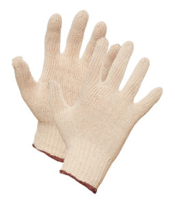 ECONOMY STRING KNIT GLOVE - MEDIUM (25dz/case) - S4024