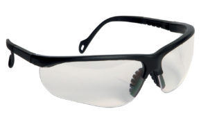 SPECTOR CLEAR SAFETY GLASSES (12/box) - S4427