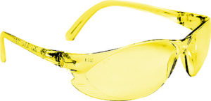 TWISTER AMBER SAFETY GLASSES (12/box) - S4436