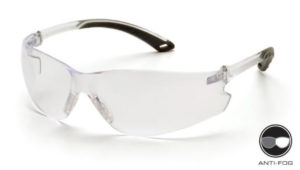 I-TEK CLEAR SAFETY GLASSES (12/box) - S4442