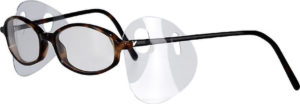 SLIP-ON SIDE SHIELDS FOR EYEWEAR - 50/bag - S4480