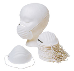 DISPOSABLE DUST MASK - 50/box - S4605