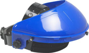 RATCHET HEAD GEAR FOR FACE SHIELD - S4715