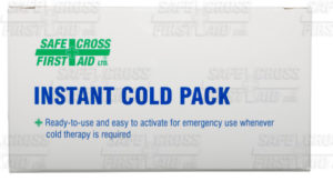 INSTANT COLD PACK - SMALL - 1/box (24/case) - S4826