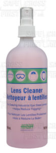 "LENS CLEANING SOLUTION, ""PEROXIDE"" BOTTLE w/PUMP - 500 mL - S4866"