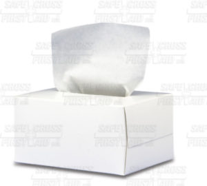 LENS CLEANING TISSUES - 300/box  (60/case) - S4872