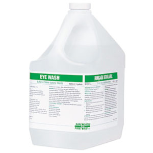 STERILE EYE WASH SOLUTION - 4 L - S4875