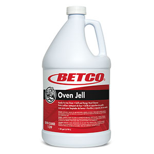 BETCO OVEN JELL GRILL & OVEN CLEANER - 4L (4/case)   ***DG*** - T3222