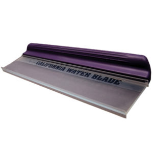 CALIFORNIA WATER BLADE - SILICONE - V10510