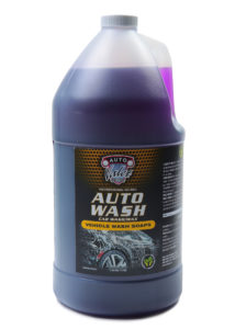 AV - AUTO WASH - ONE STEP CAR WASH/WAX - 3,78 L - V110-12