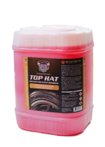 "AV - TOP HAT ""WET LOOK"" RUBBER & VINYL DRESSING - 18,9 L **** DG **** - V164-14"