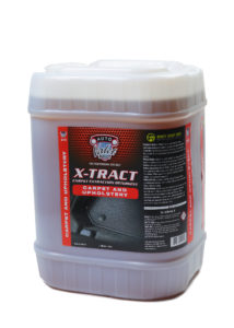 AV - X-TRACT CARPET & UPHOLSTERY EXTRACTION DETERGENT - 18,9 L - V210-14