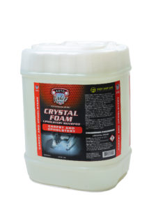 AV - CRYSTAL FOAM VEHICLE INTERIOR SHAMPOO - 18,9 L - V212-14