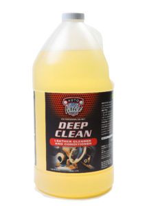 AV - DEEP CLEAN LEATHER & VINYL CLEANER - 3,78 L - V216-12