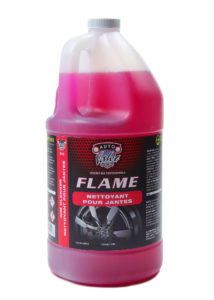 AV - FLAME WIRE WHEEL CLEANER - 3,78 L  **** DG **** - V302-12