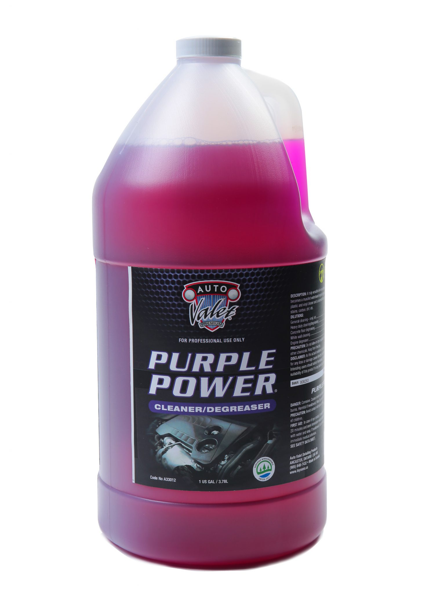 Av Purple Power All Purpose Hd Cleaner Degreaser 3 78