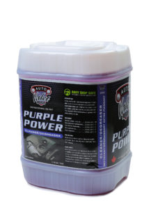 AV - PURPLE POWER ALL PURPOSE HD CLEANER/DEGREASER - 18,9 L - V330-14