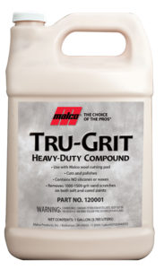 TRU-GRIT HD VEHICLE COMPOUND - 1 Gal (4/case) - V6082