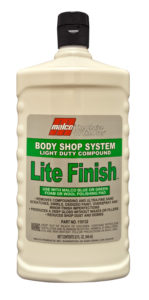 LITE FINSH - LIGHT DUTY VEHICLE POLISH - 32 oz (12/case) - V6092