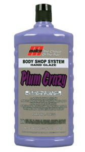 PLUM CRAZY VEHICLE HAND GLAZE - 32 oz (12/case) - V6104